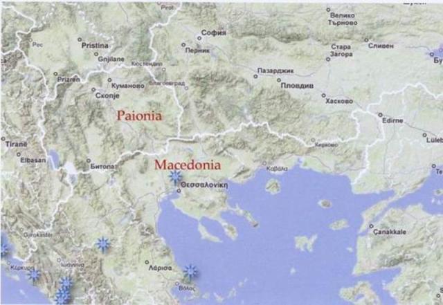 αλεξιπτωτιστησ μακεδονια News: Amfipoli News: Να γιατί η Μακεδονία είναι Ελληνική
